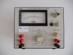 High Impedance Voltmeter / Nul detector